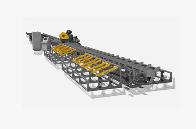 GL-120KN数控钢筋剪切(锯切)生产线